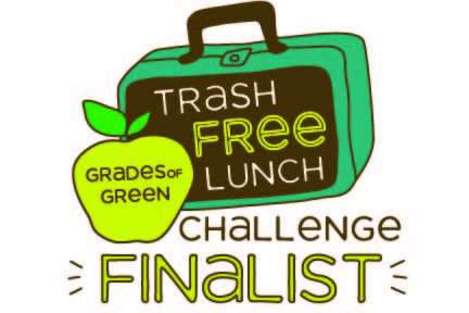 6th annual grades of green trash free lunch challenge finalists