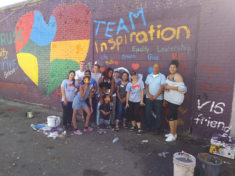 Youth Corps Eco-Leader Kirsten to Host Earth Day Beautification Event in Los Angeles