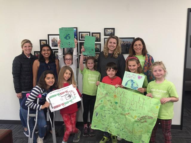 Green Schools Taking On Wasteful Plastics