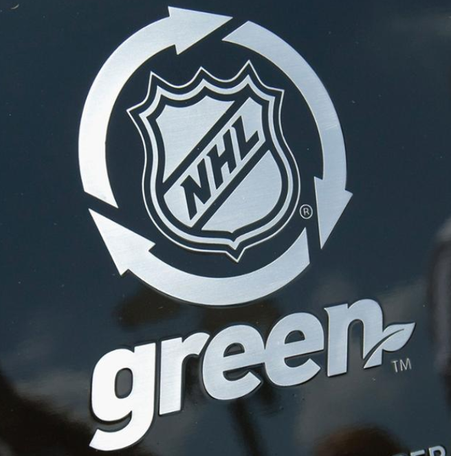 GRADES OF GREEN PARTNERS WITH N.Y. ISLANDERS AND LA KINGS FOR NHL'S GREEN DAY