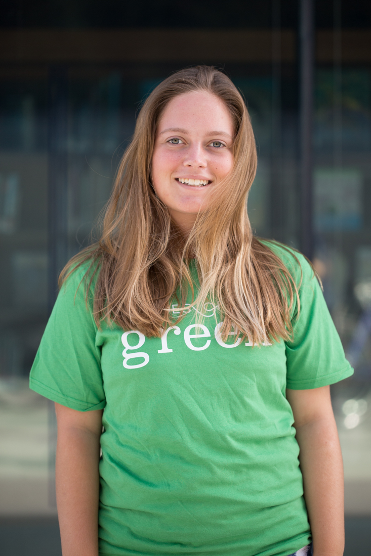 Youth Corps Eco Leader Lauren's Featured Earth Day Article