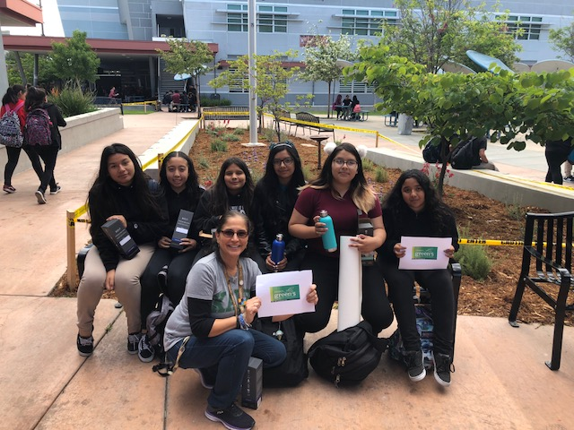 Walnut Park MS STEM Academy Builds on Water Campaign with Prize Grant