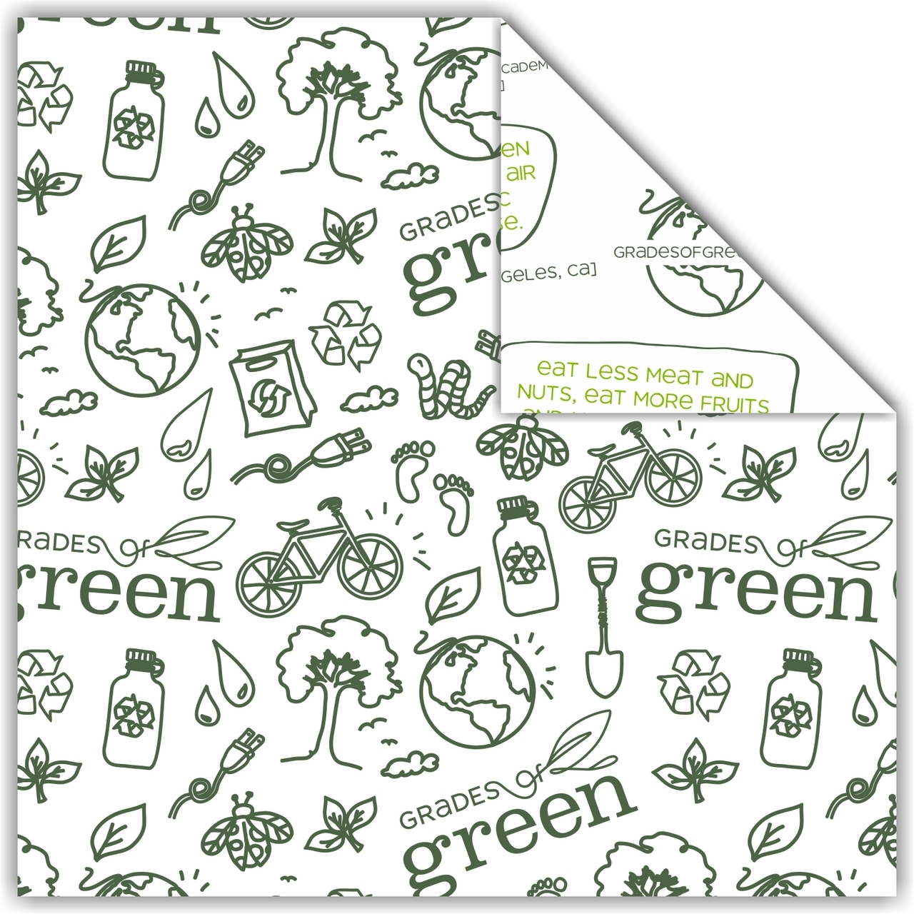 No to Napkins, Try Grades of Green's Funkins!
