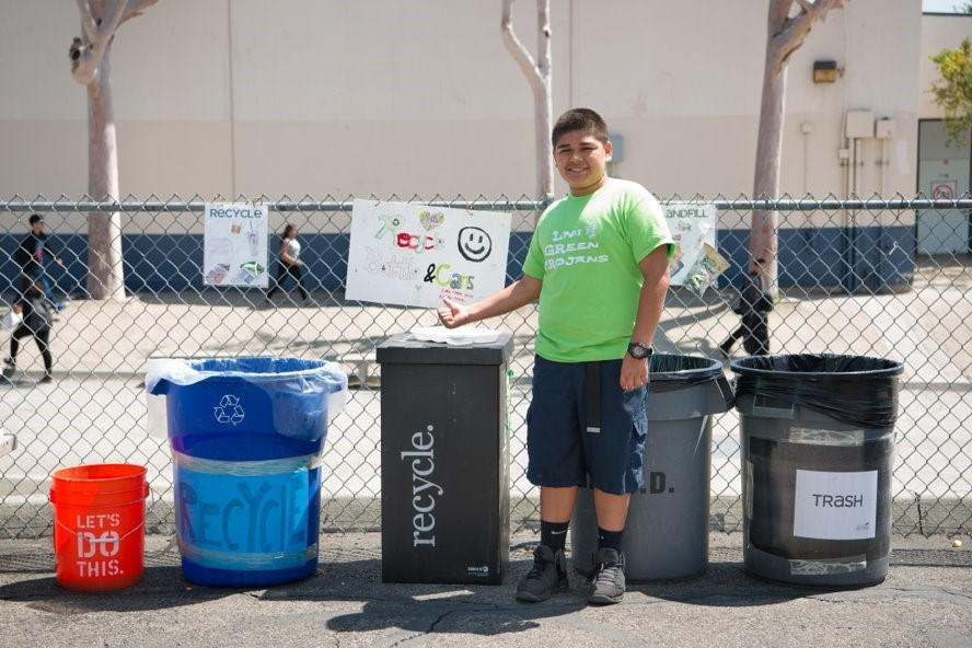 Join the Grades of Green Waste Campaign