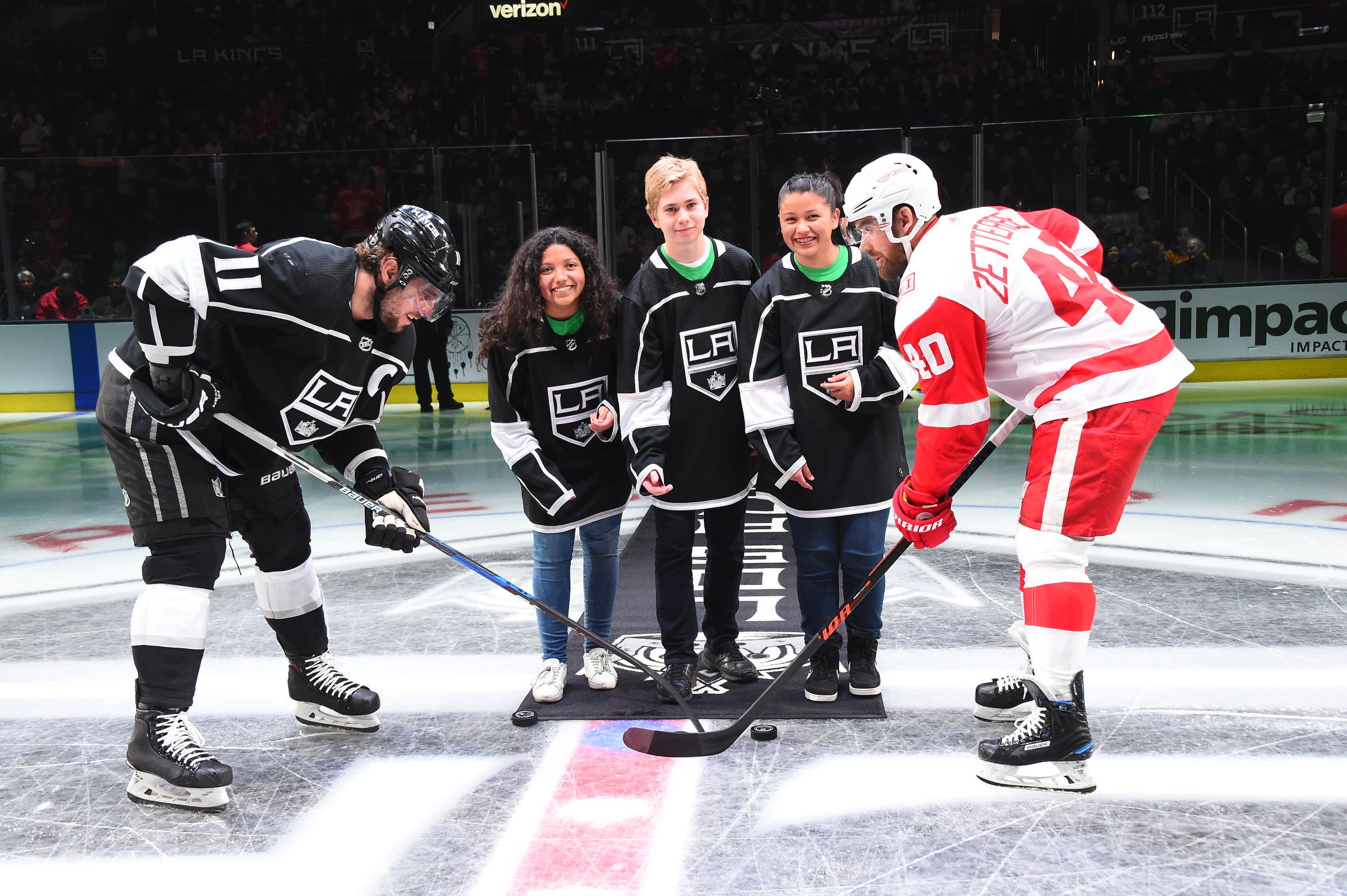 Join Grades of Green at the LA Kings Game