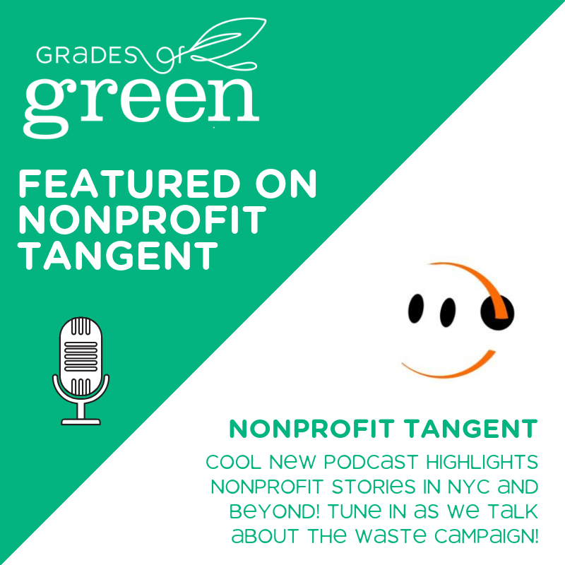 Grades of Green Featured on Nonprofit Tangent