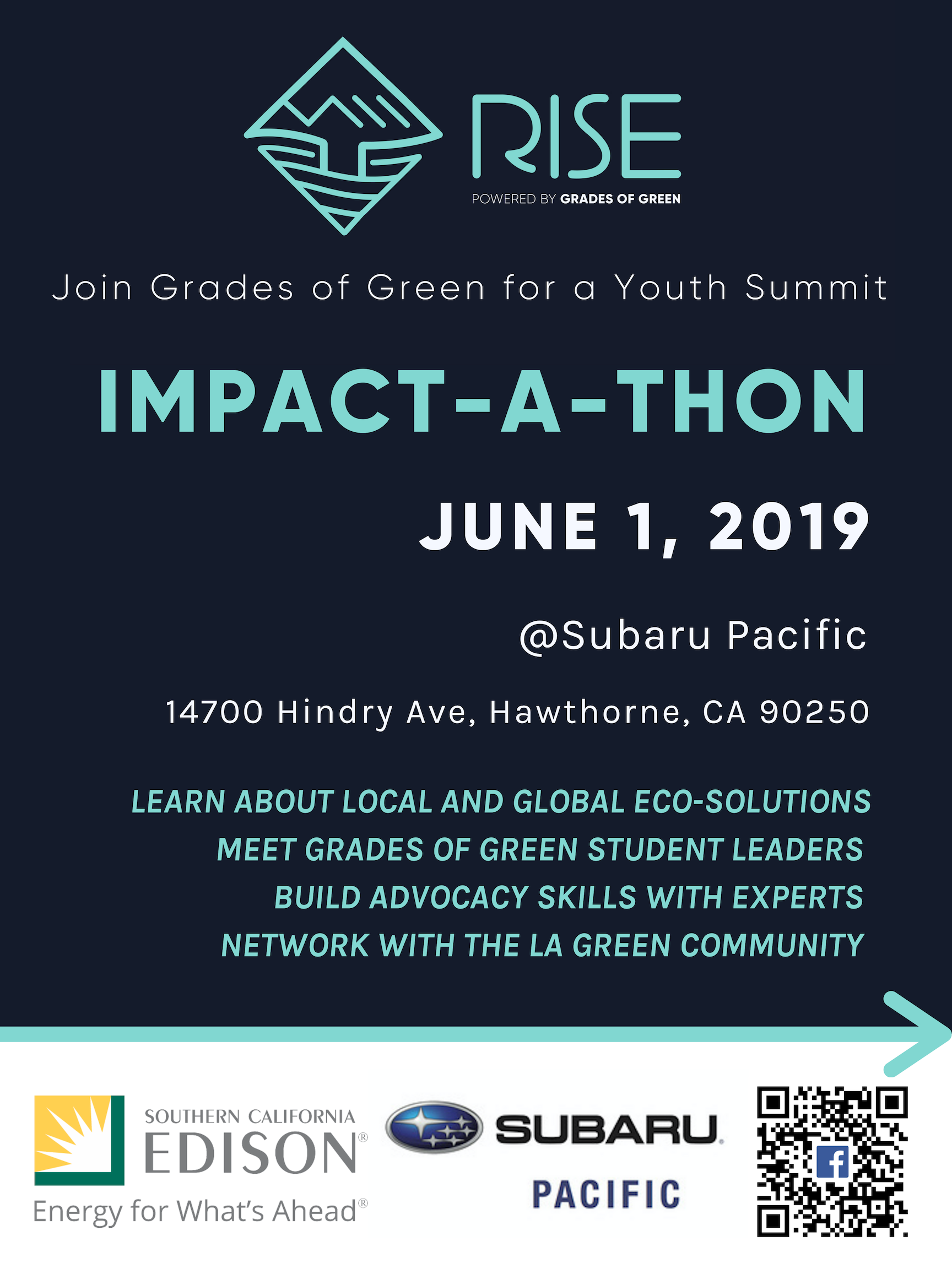 Impact-a-thon Save the Date
