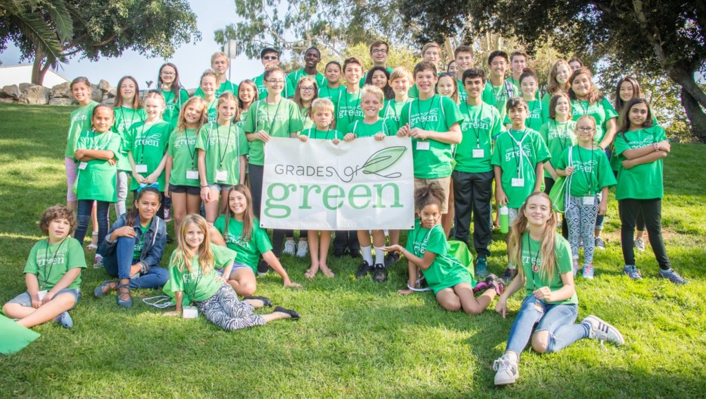 Thank You from Grades of Green
